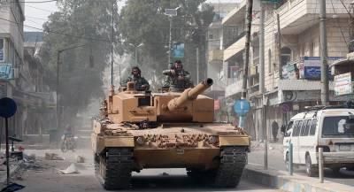 Сирия готова вернуть Африн силой