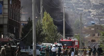 Взрыв произошёл в свадебном зале в Кабуле