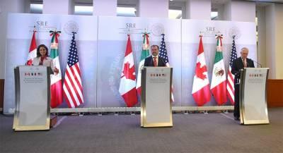 Мексика подпишет договор с США и Канадой на саммите G20