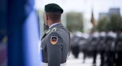 Министр обороны ФРГ поддержала создание армии ЕС