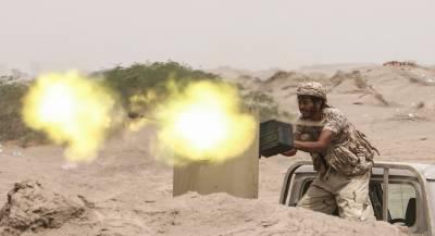 Йеменские хуситы приостановили ракетные удары по коалиции