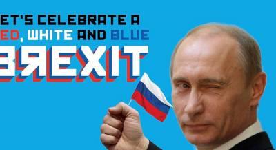 Активисты установили билборды с Путиным в Лондоне