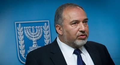 Министр обороны Израиля заявил об отставке