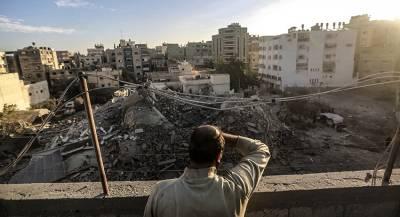 Аббас требует суда над Израилем за атаку на сектор Газа