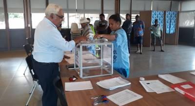 Новая Каледония голосует против отделения от Франции