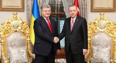 Эрдоган выступил за снятие напряжённости на Украине