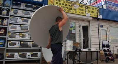 Спутниковые тарелки запретили в Туркмении
