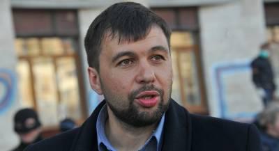 Польское СМИ удалило интервью с Пушилиным из-за давления