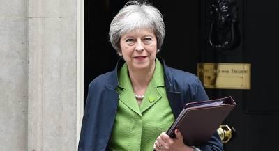 Тереза Мэй назвала свой план по Brexit лучшим