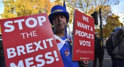 Еврокомиссия опубликовала текст соглашения по Brexit