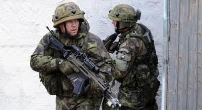 Чехия увеличит военные расходы