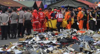 Найден первый «чёрный ящик» индонезийского Boeing