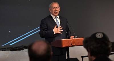 Нетаньяху стал главой Минобороны Израиля