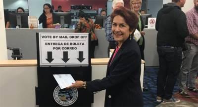 Неизвестные обокрали офис демократа в Калифорнии