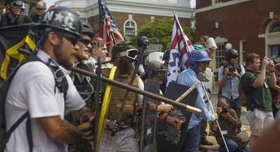 Группировка нацистов в США готовится к террору