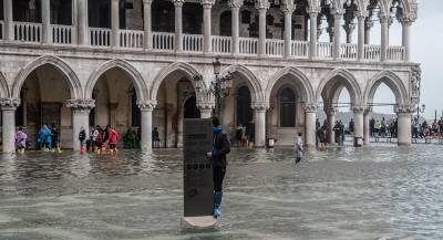 Италия обратится к ЕС за помощью после наводнений