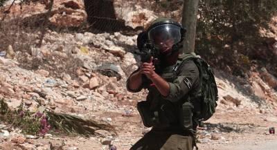 Израильский офицер погиб во время перестрелки в Газе