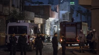 Взрыв прогремел на военной базе в Турции