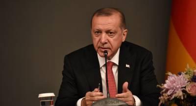Эрдоган назвал виновных в убийстве Джамаля Хашогги