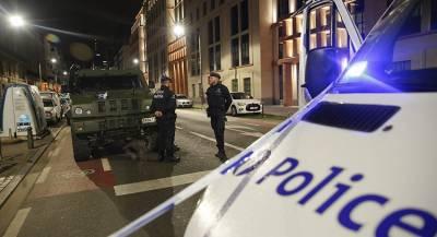 Злоумышленник угрожал ножом посетителям ресторана в Брюсселе