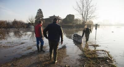Ущерб от наводнения в Италии оценили в три миллиарда евро