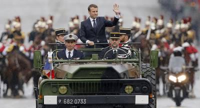 Президент Франции предложил создать общеевропейскую армию