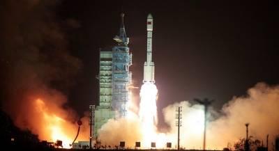 Китай успешно запустил четыре микроспутника