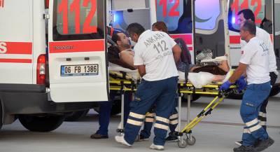 Семеро военных погибли при взрыве в Турции