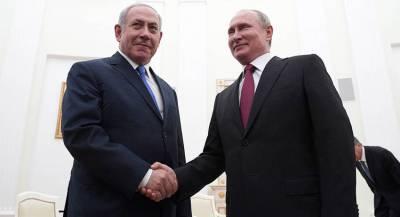 Нетаньяху отказался раскрывать детали разговора с Путиным