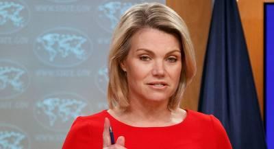 Госдеп США пригрозил России новыми санкциями