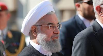 Рухани: США признали тщетность давления на Иран