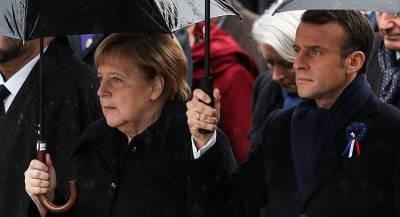 Макрон и Меркель отреагировали на выборы в Донбассе