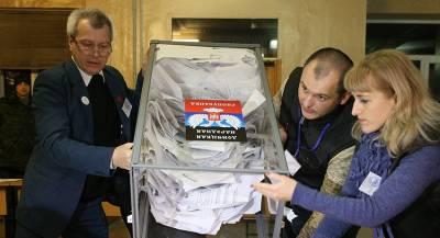 Посольство США осудило предстоящие выборы в ДНР и ЛНР