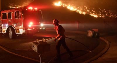 Жертв пожара в Калифорнии стало больше