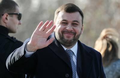Пушилин победил на выборах главы ДНР