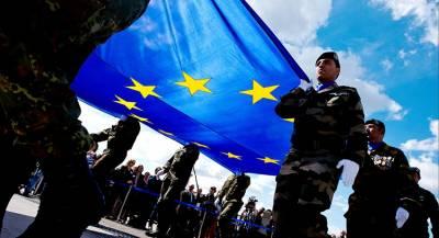 Еврокомиссия поддержала идею создания армии ЕС