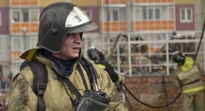 Дети пострадали при взрыве в Красноярском крае