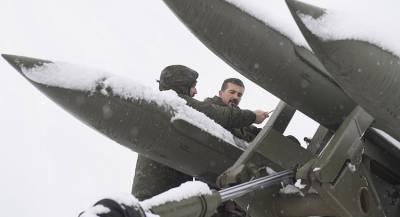 Военные Словении пожаловались на норвежский мороз