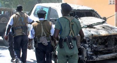 Террористы атаковали отель в столице Сомали