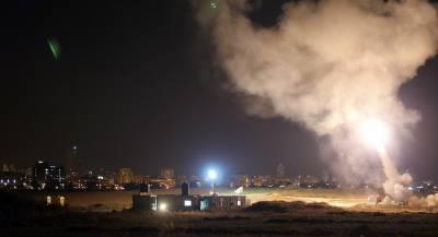 Израиль засёк около 300 ракетных пусков из сектора Газа