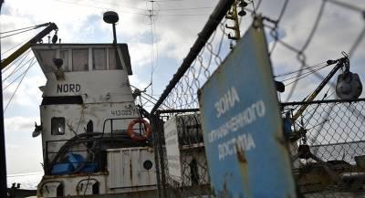 Украина снизит цену на судно «Норд»