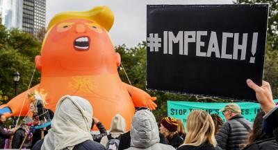 Импичмент Трампа назвали нереальным
