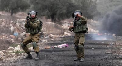 Военные Израиля открыли огонь по палестинским школьникам