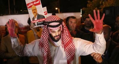 Эр-Рияд отверг участие кронпринца в убийстве Хашогги