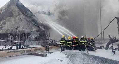 Рабочие погибли при взрыве на фабрике в Китае