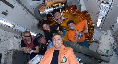 Как живут и развлекаются космонавты на МКС