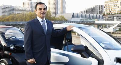 Карлос Гон хотел провести сделку по слиянию Nissan и Renault