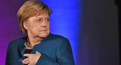 Украинский генерал ополчился на Меркель