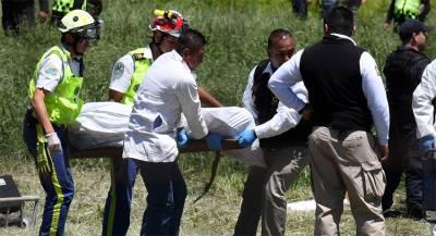 Несколько человек погибли в ДТП на юге Мексики