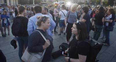 Европа грозит Украине санкциями за притеснения журналистов